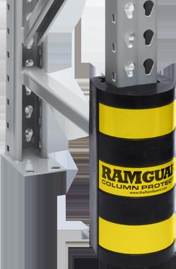 RamGuard column protector.