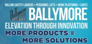 Ballymore catalog