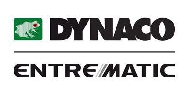 Dynaco High Performance Doors logo.
