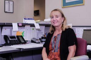 Sandra Johns - Office Manager