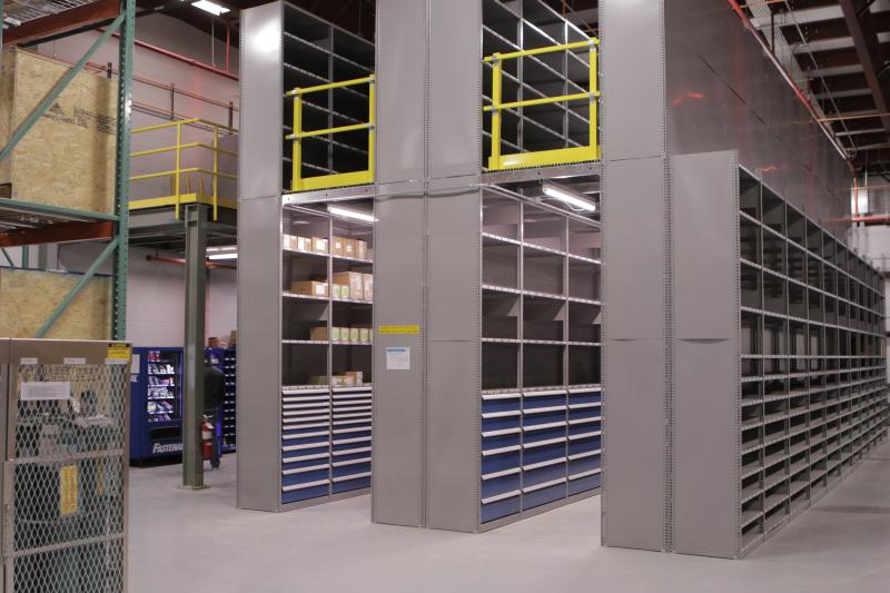 storage-cabinets-under-mezzanine